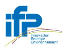 IFP, Institute France Petroleum